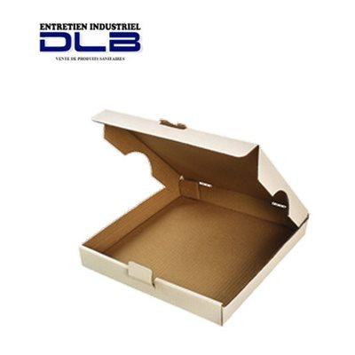 Boîte à pizza carton ondulé, 16''X16''X2''
