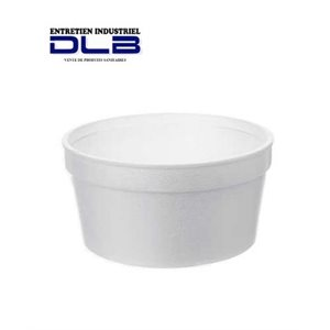 Foam containers 12oz, 500 / box
