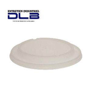 Couvercle Dôme plastique translucide