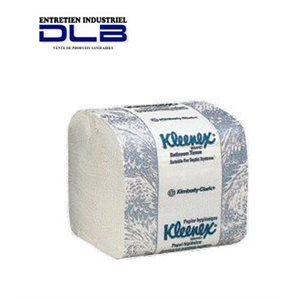 """Kleenex"" papier hygienique 2plis 250f"