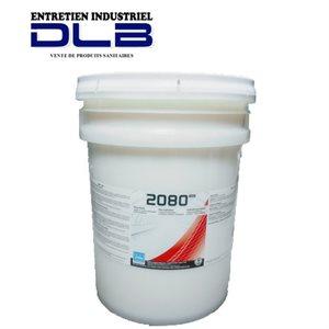 2080 - Fini à plancher à base d'acrylique 18.9L