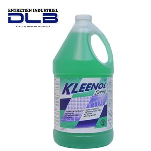 Kleenol-spring, nettoyant désodorisant,4L
